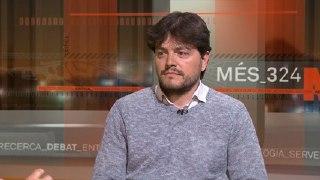 Entrevista a Guillem Soler al programa Mes 324
